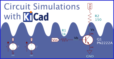 KiCad Simulations Graphic