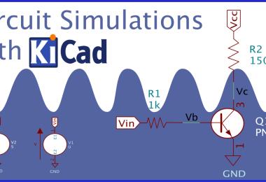 KiCad Simulations Graphic