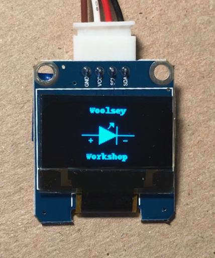 Raspberry Pi Display Graphics