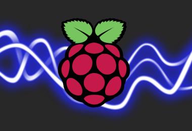 Raspberry Pi & Analog Graphic