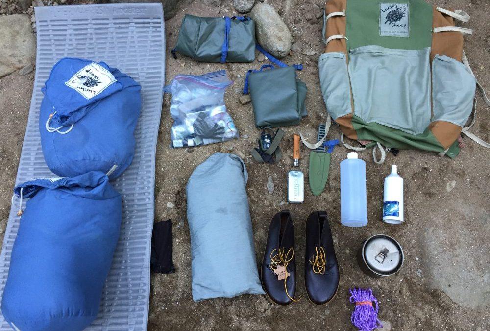 Organic Camping Resources