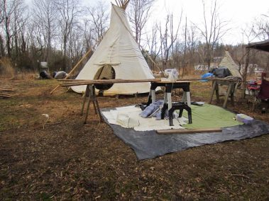 Urban Tipi Location