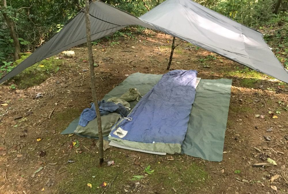 10 Tips for Blissful Outdoor Sleeping