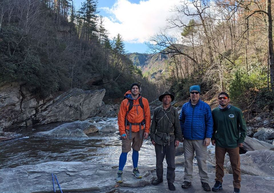 Linville Gorge Backpacking Trek Part Two [With VIDEO]