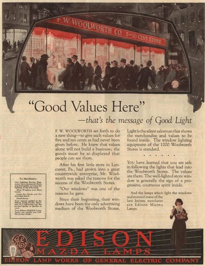 Leading lights  a century of electricals bulbs and