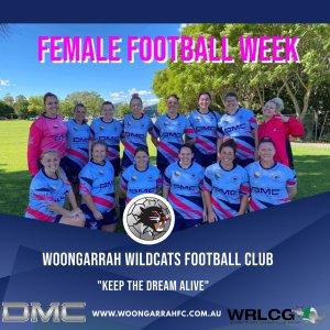 Female Football Week 2021