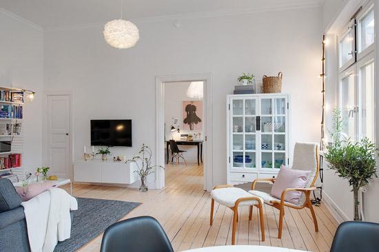 Een mooi Scandinavisch woonkamer  Wooninspiratie