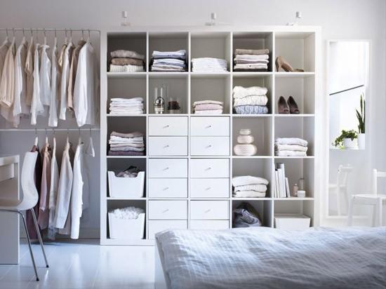 Ikea open kledingkasten  Wooninspiratie