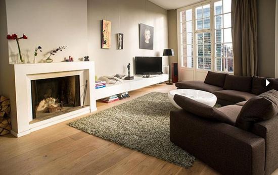 Wooninrichting loft appartement in Amsterdam  Wooninspiratie
