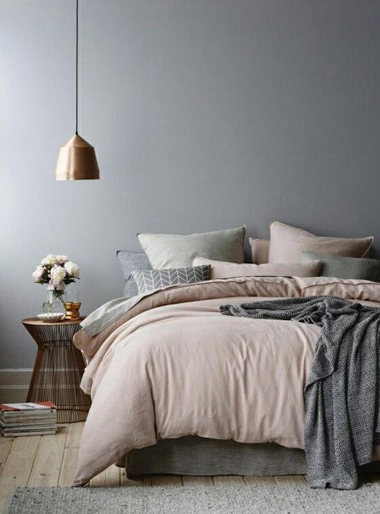 slaapkamer inrichten inspiratie - boisholz, Deco ideeën