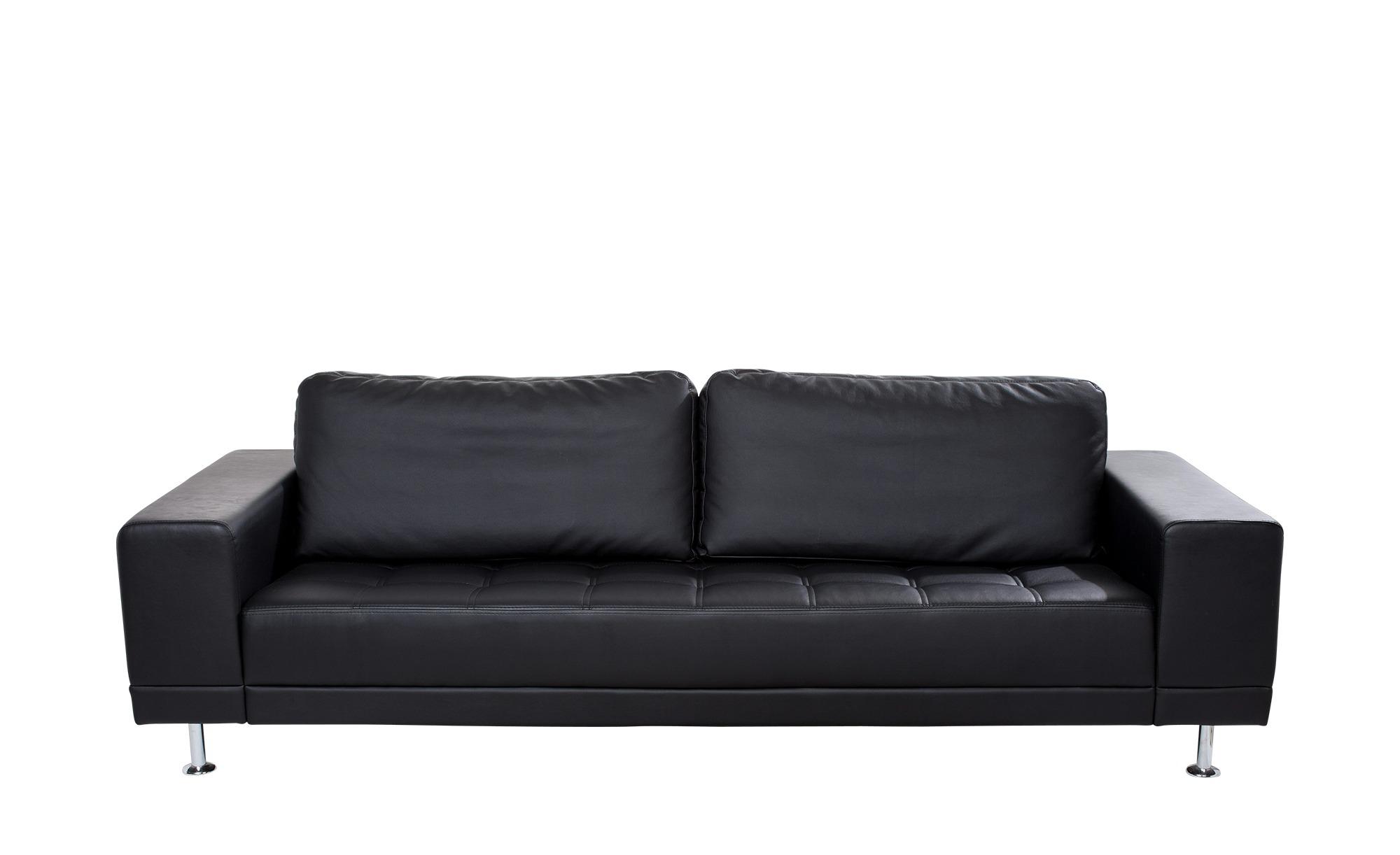 sofa 250cm grey corner sofas uk smart schwarzes design garda breite 250 cm höhe 85