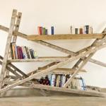 een andere boekenkast…