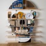 creatief met de boekenkast…