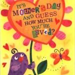 moederdag…