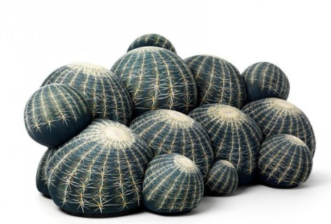 cactus sofa van maurizio galante