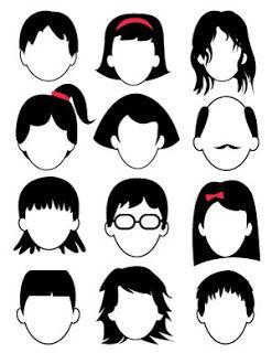 gezicht tekenen via dabblesandbabbles