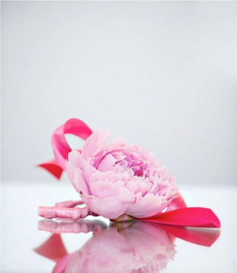 bloemen armband via stylemepretty