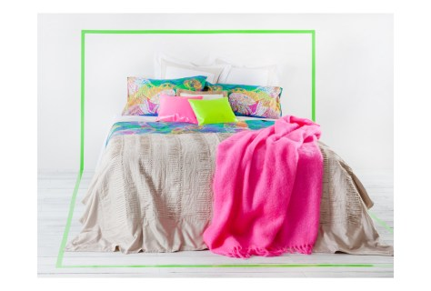 je bed oppimpen met fluor tape via zaza home