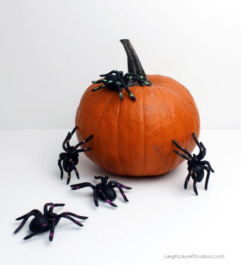 ook magnetische spinnen DIY plan