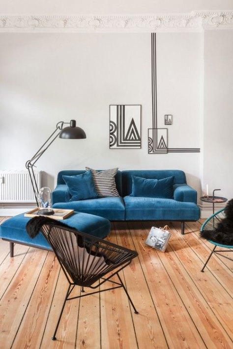 eenvoudig interieur via stylefiles