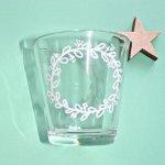 #christmas countdown dag 14: glazen versieren