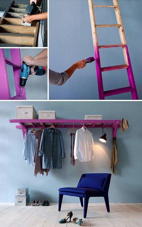 ladder in je interieur