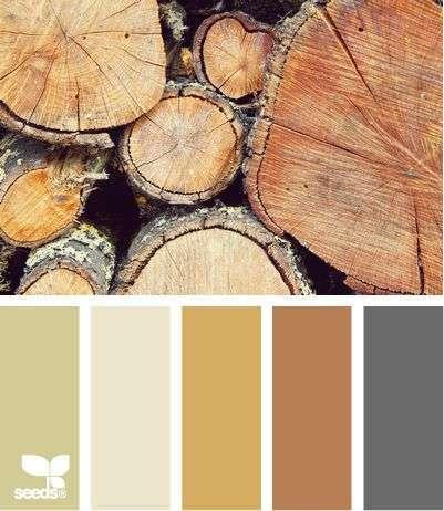 Natuurlijke kleuren  Woontrendz