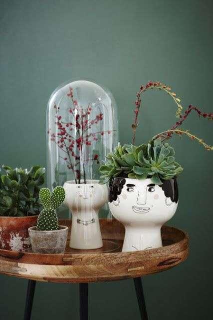 Woontrend cactus groen en vetplanten  Woontrendz
