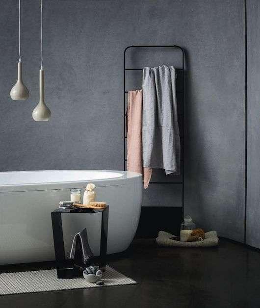 Modern industrile badkamer  Woontrendz
