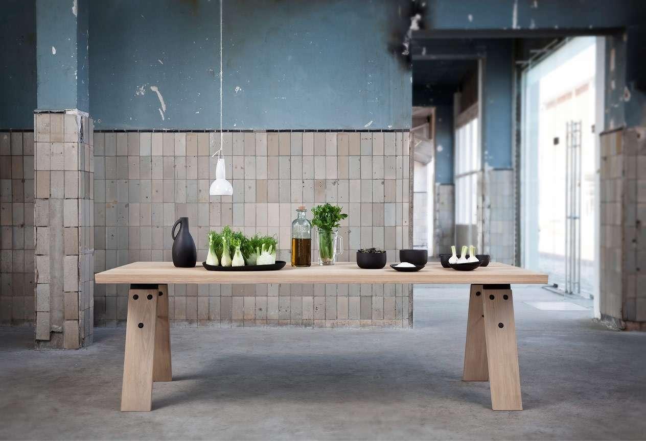 Branch design tafel  Woontrendz