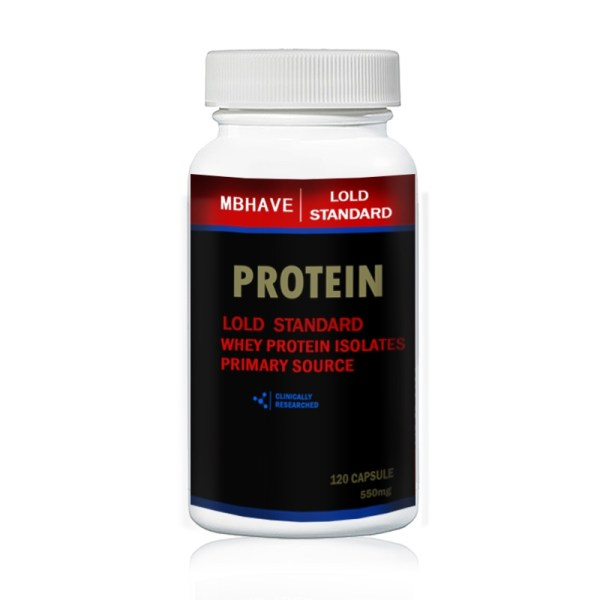 Whey Protein Capsules