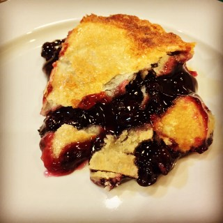 Blueberry Lemon Pie