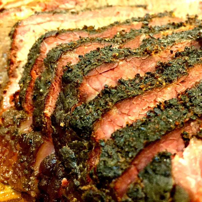 How to Smoke a Texas-Style Beef Brisket