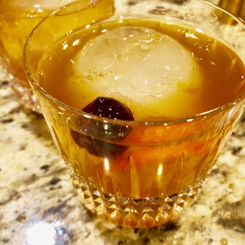 The Perfect Old Fashioned Cocktail
