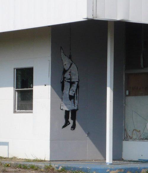 Banksy in Alabama