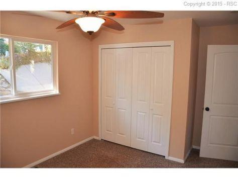 new carpet, new custom doors