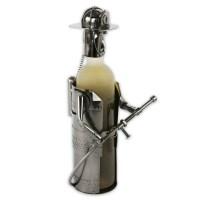 Bottle holder Wine bottle holder Bottle stand Metal ...