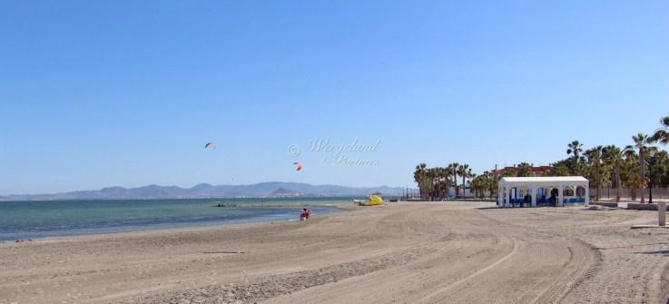 strand Nueva Ribera