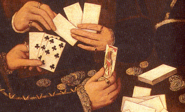 History Of English Playing Cards Amp Games The World Of