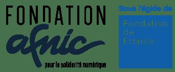 Logo de la fondation AFNIC