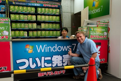 Linus recommends Windows7