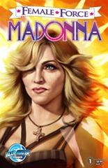 Biografía de Madonna en Comic