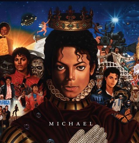 Michael jackson en facebook