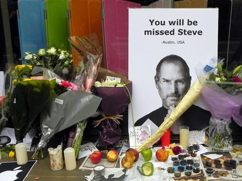 Despedida Steve Jobs