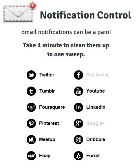 Notification Control
