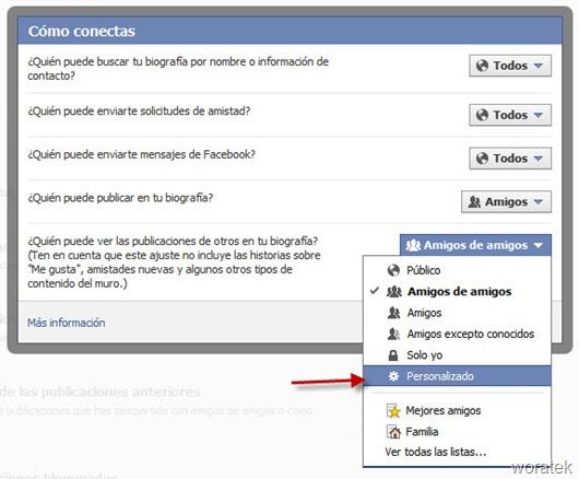Privacidad Facebook 3