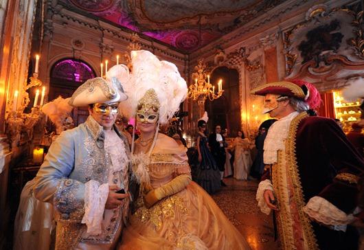 Carnaval 2012 Venecia