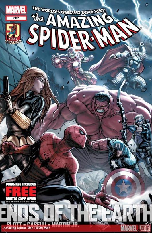 Comics Marvel digitales gratis