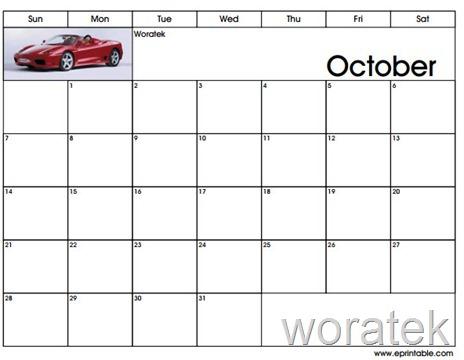 30-10-2012 Calendarios imprimir