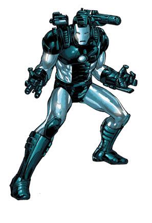 Trajes de Iron Man-  11 Mark 2